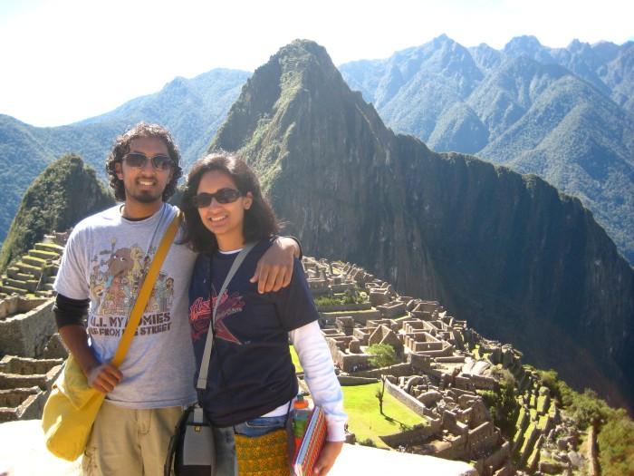 Traveling Machu Picchu