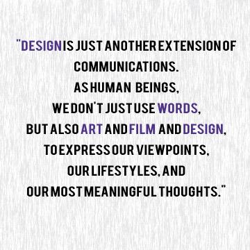 Fiona Morrison on design