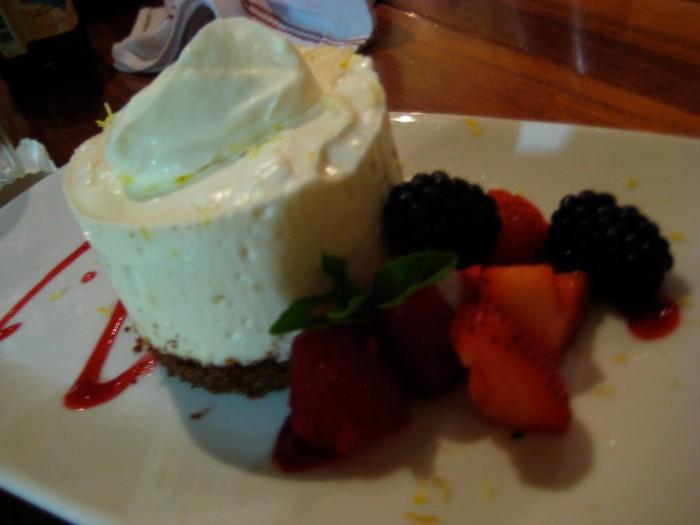 zelko bistro lemon icebox dessert