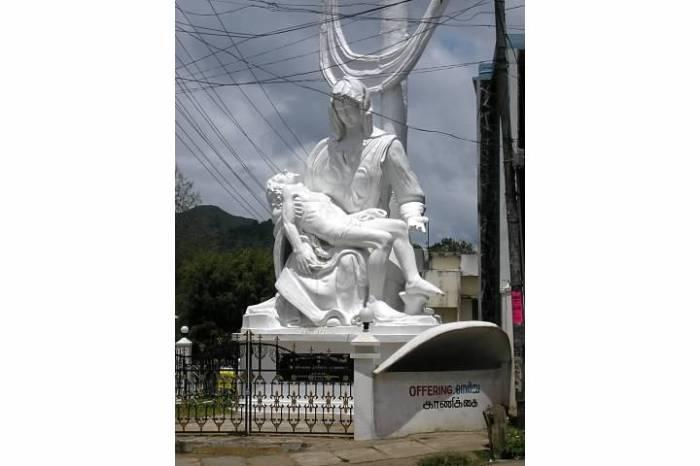 Pieta in Kerala