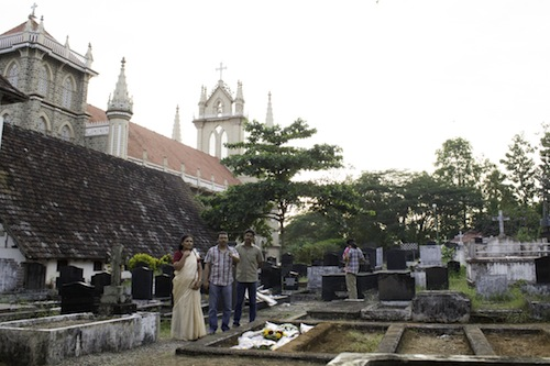 cemetery kozhencherry