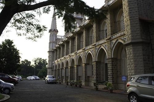 kozhencherry church